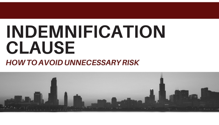 Indemnification Clause